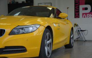 Полировка кузова и защитное покрытие Ceramic Pro 9h БМВ (BMW)